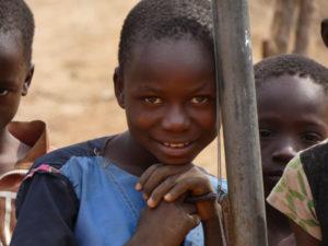 Collège de l'Union des Plateaux, Région des Savanes, Togo.