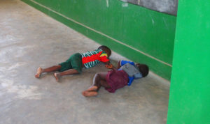 L'EPP, école primaire au village de Lokpergou, Région des Savanes, Togo