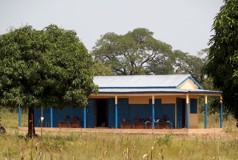 Statédie avancée de la Santé, Région des Savanes. Togo
