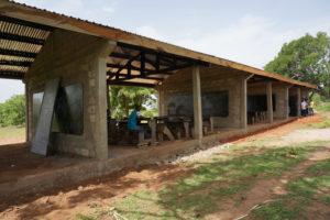 Collège de l'Union des Plateaux, Région des Savanes. Togo