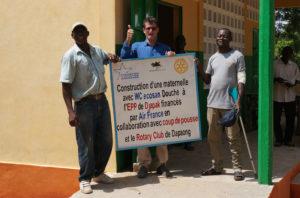 Construction d'une maternelle au village de Djapak, Région des Savanes, Togo