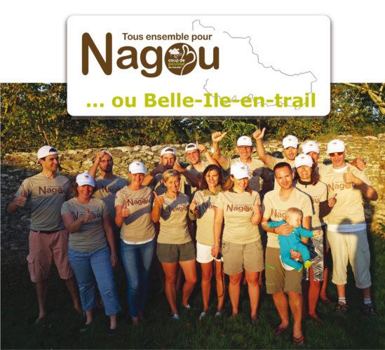 Coup de pousse en course pour Nagou